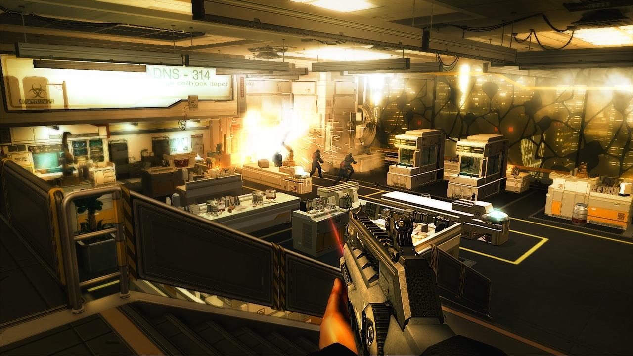 Deus Ex ukazuje požiadavky futuristického sveta