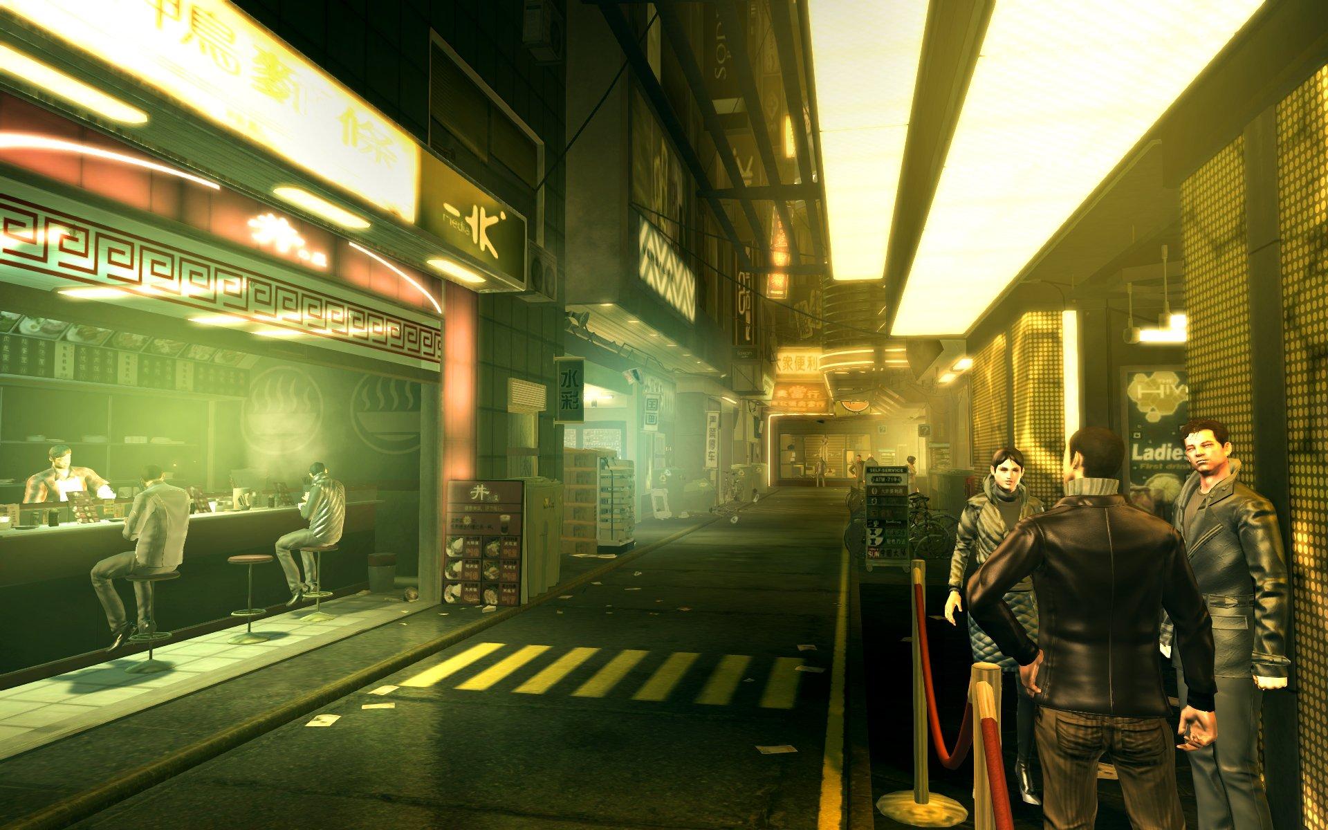 Deus Ex ukazuje revolúciu na PC
