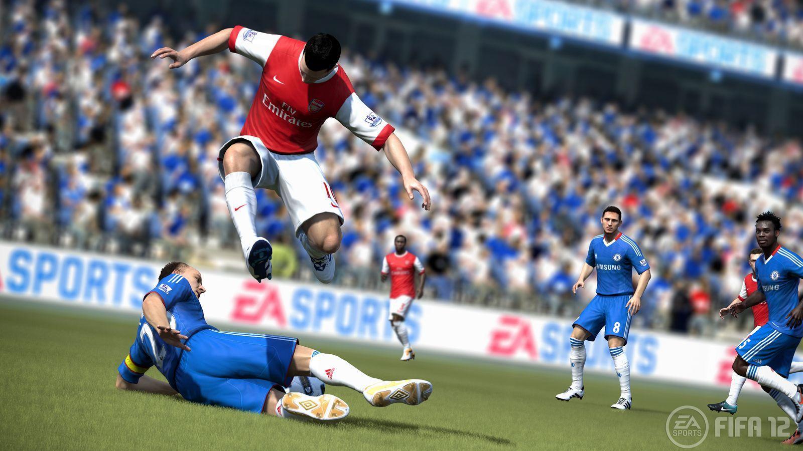 FIFA 12 identická na PC aj konzolách