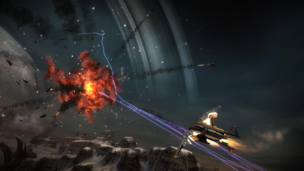 Starhawk ponúka výlet do vesmíru