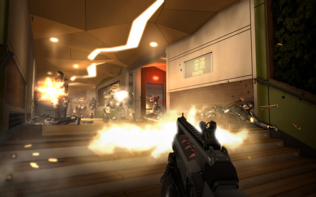 Deus Ex predvádza revolúciu