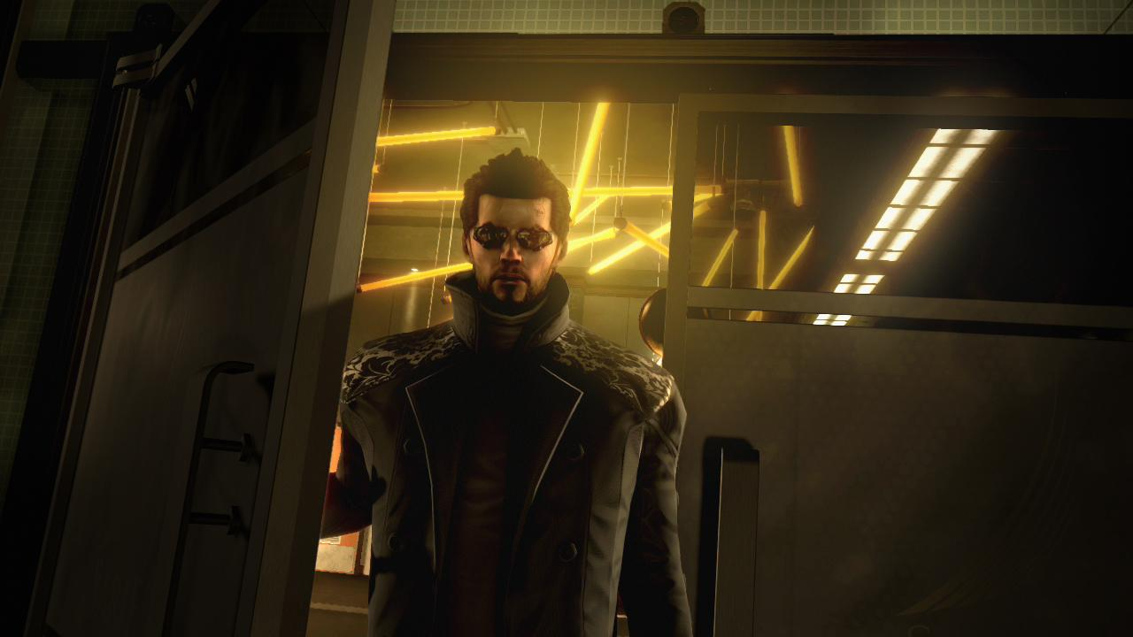 Zlatý Deus Ex: Human Revolution