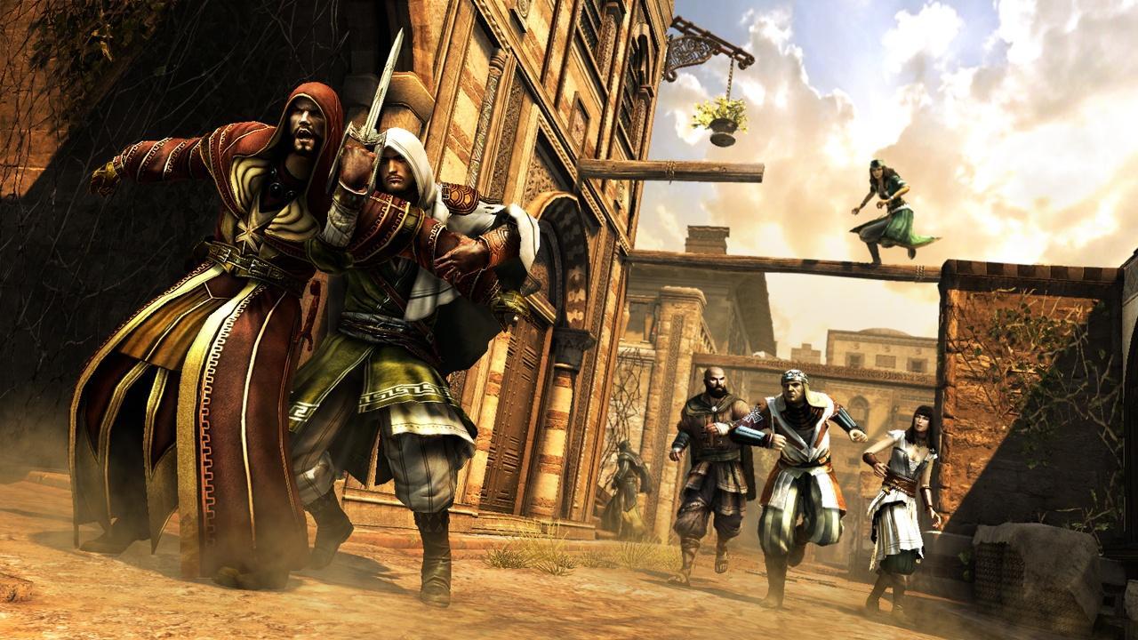 Blíži sa MP beta Assassin's Creed Revelations