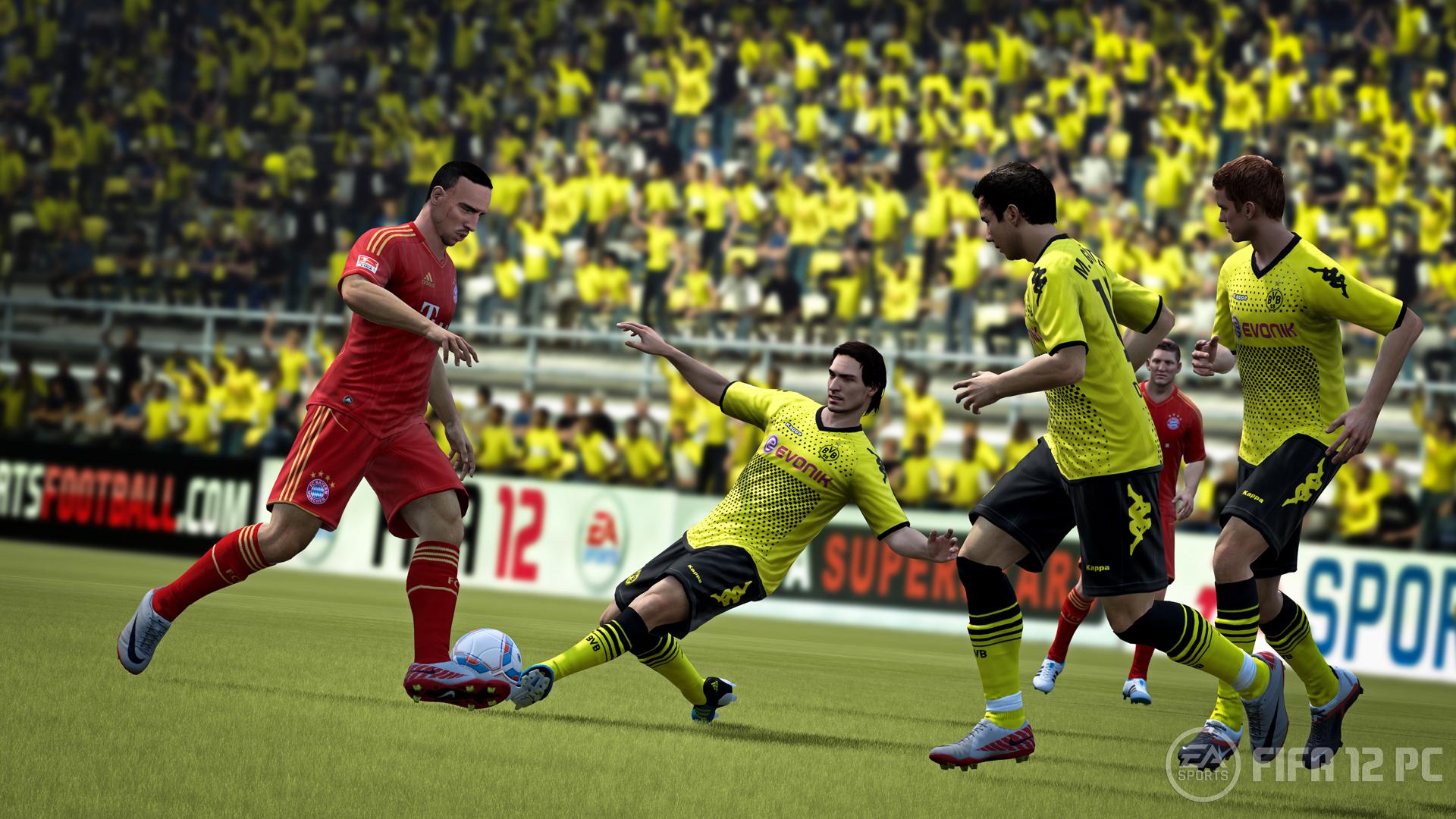 Ukážka PC verzie FIFA 12