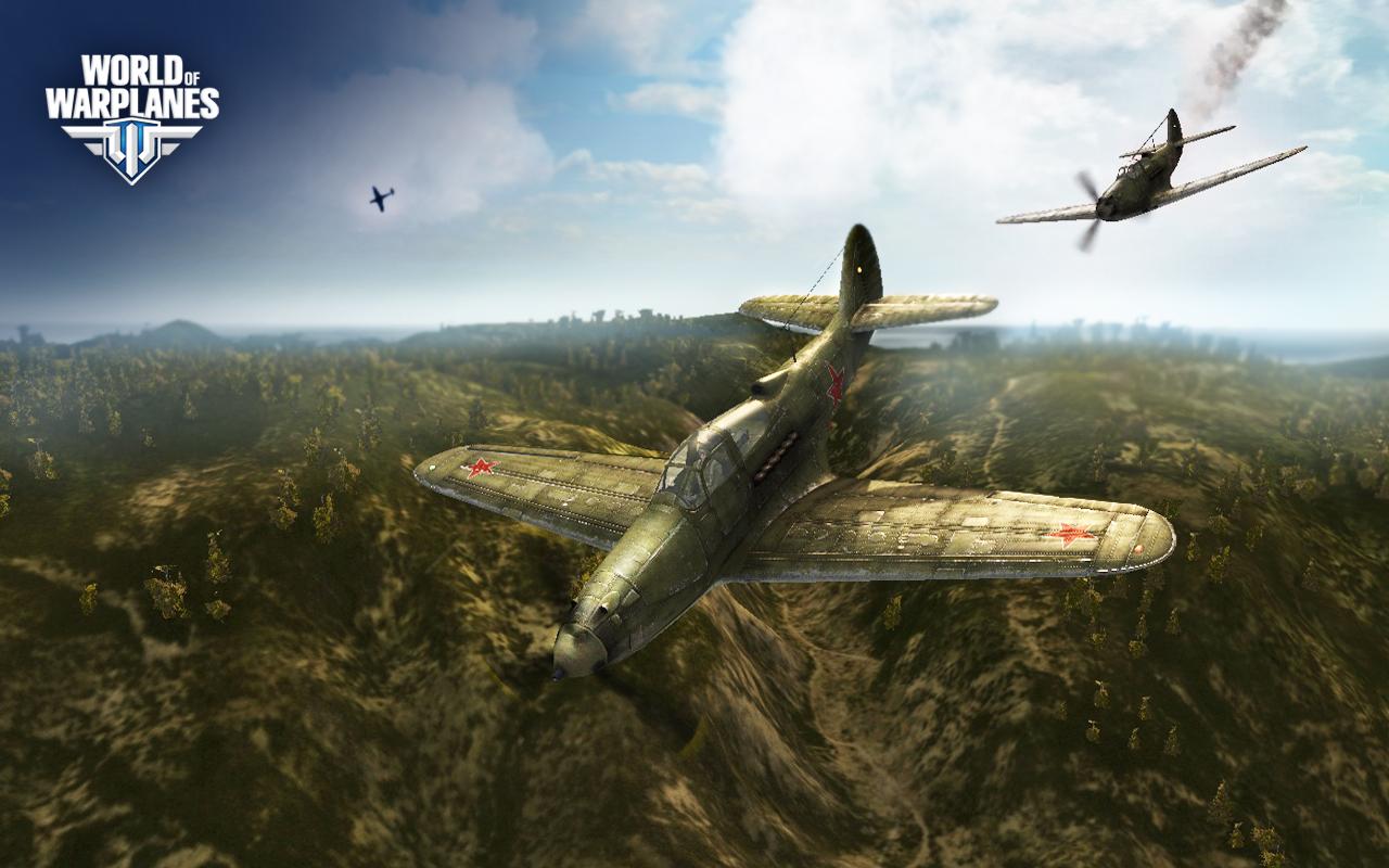 World of Warplanes odkrýva lietadlá
