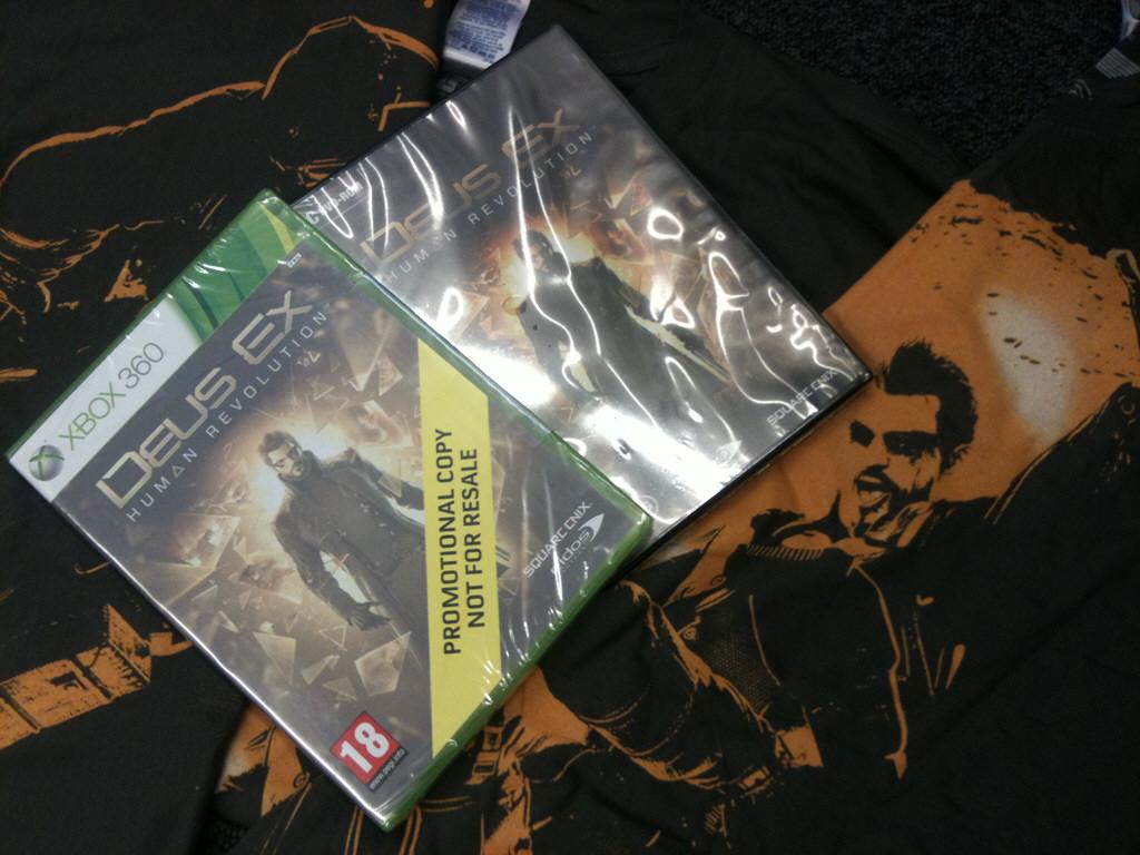 Kto vyhral Deus Ex: Human Revolution?