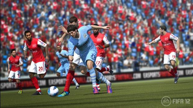 FIFA 12 ohodnotená