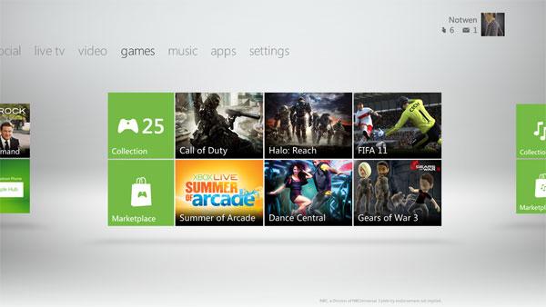 Jesenný update pre Xbox dashboard predstavený