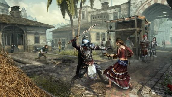 Druhé DLC pre Assassin's Creed: Revelations