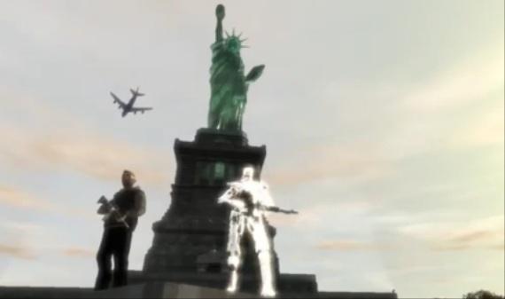 Terminator vstupuje do Liberty City