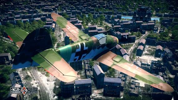 Nová tvár World of Planes