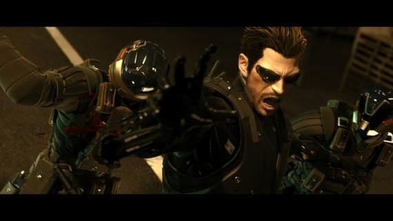 Kyberpunková rozdávačka Deus Ex: Human Revolution