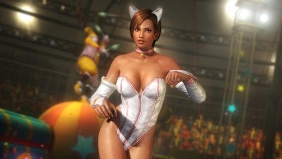 Mačička nahé ženy