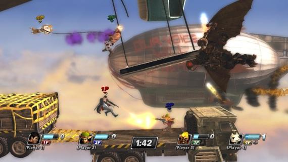 Playstation Battle Royale dostáva recenzie