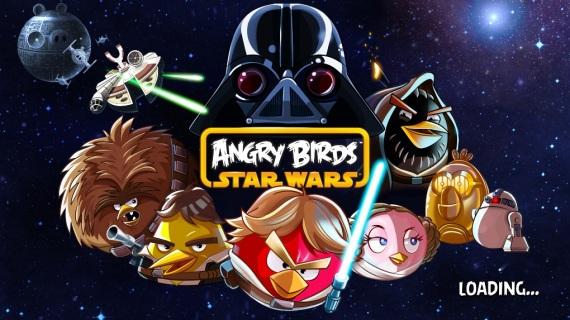 Angry Birds Star Wars je už na stiahnutie