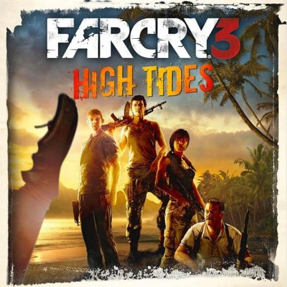 Far Cry 3: High Tides DLC začiatkom roka
