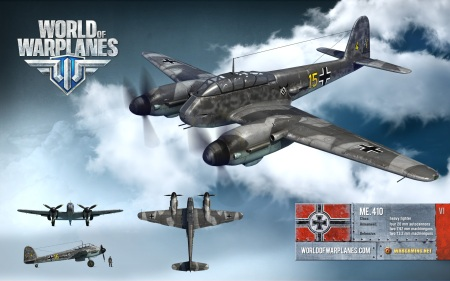 World of Warplanes hľadá testerov