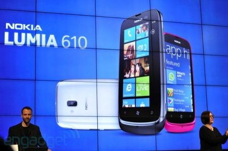 Nokia s Windows Phone a 41 Mpx kamerou v mobile