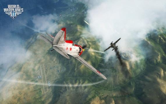 World of Warplanes ukazuje sovietske lietadlá