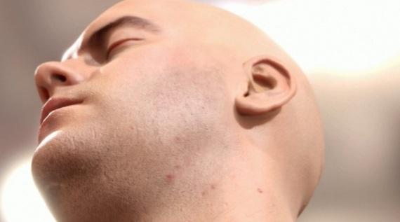 Reálne tváre s Separable Subsurface Scattering