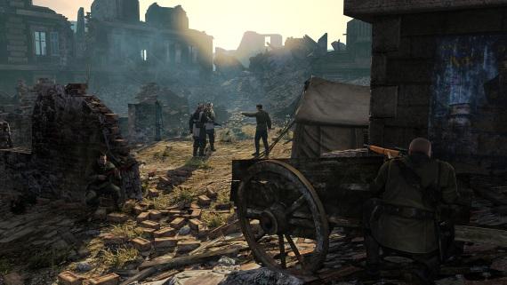 Multiplayerové mody v Sniper V2
