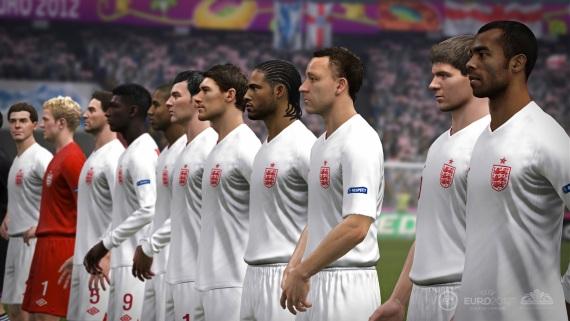 UEFA EURO 2012 vydané