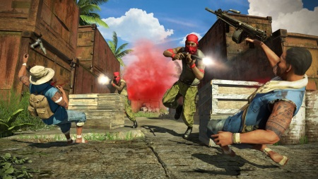 Multiplayer vo Far Cry 3