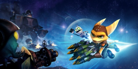 Ratchet & Clank Full Frontal Assault ohlásené