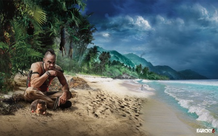 Far Cry 3 wallpapery