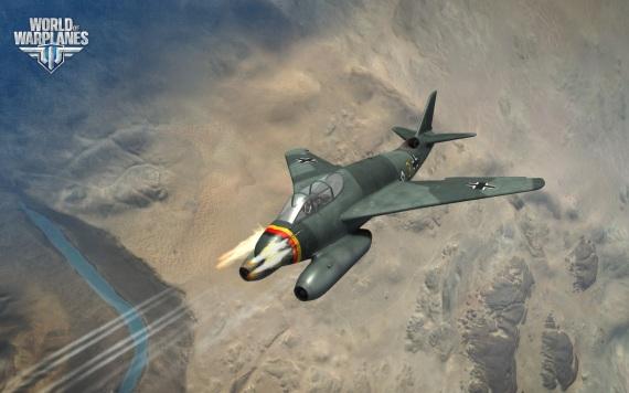 World of Warplanes s ťažkým kalibrom