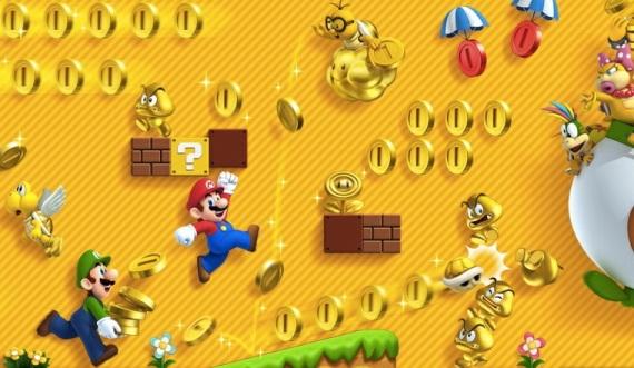 Spoplatnené DLC aj na 3DS, zlatý Mario na obzore