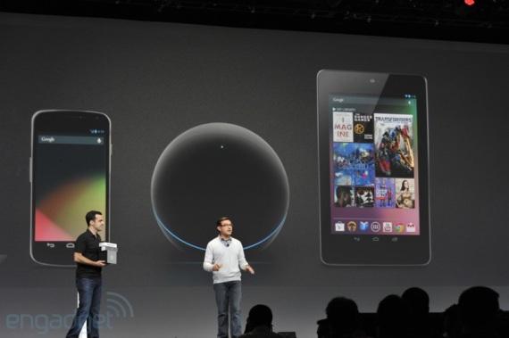 Google ohlásilo nový tablet a okuliare