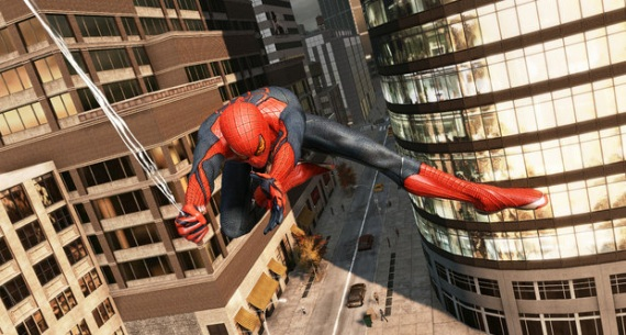 The Amazing Spider-Man mieri na PC