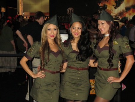 Booth Babes #3