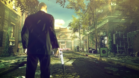 Štvrťhodinový gameplay z Hitman: Absolution