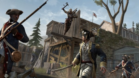Assassin's Creed 3 na love
