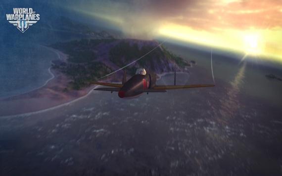 Japonské lietadlá vo World of Warplanes