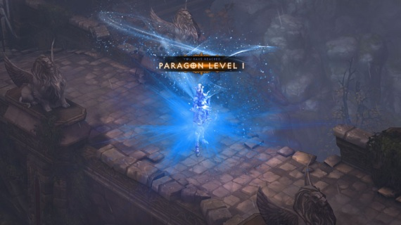 Paragon systém v Diablo III