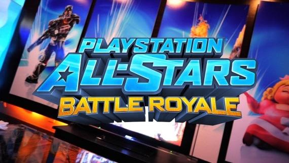 Nové postavy v All-Stars Battle Royale