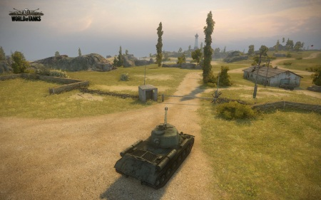 Svět tanků t25 matchmaking