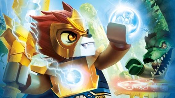 Štart LEGO Legends of Chima podporia tri hry
