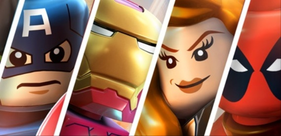 LEGO Marvel Super Heroes chystajú úder