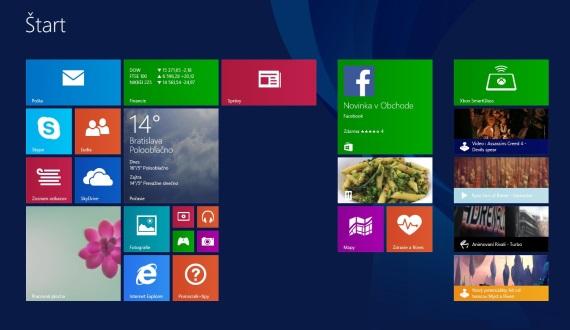 Windows 8.1 je už dostupný na stiahnutie