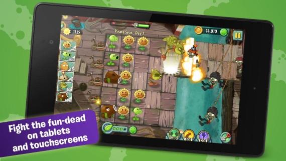 Plants vs Zombies 2 už aj na Androide