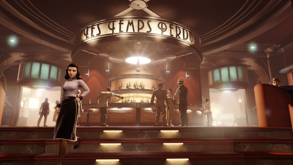 Bioshock Infinite: Burial at Sea DLC poodhalené