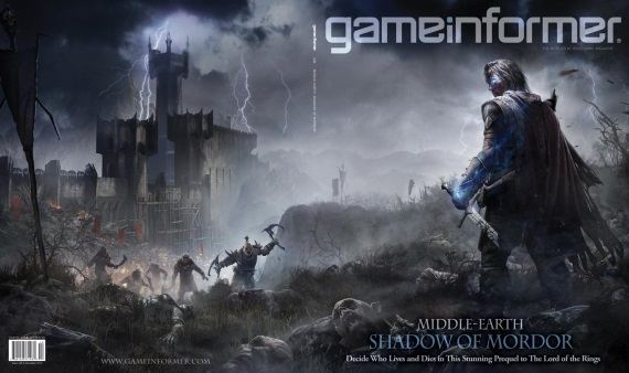 Middle-earth: Shadow of Mordor ohlásené!