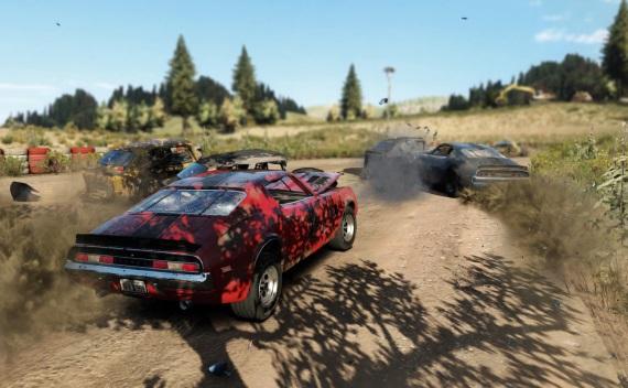 Next Car Game zachytený na novom zábere