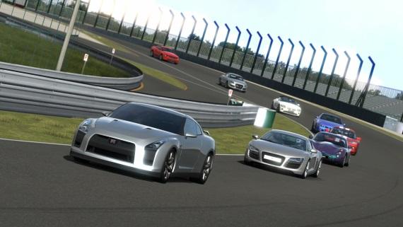 História Gran Turismo série