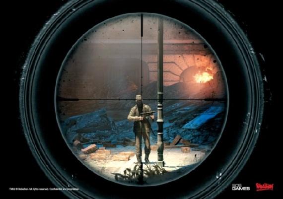 Sniper Elite v2 pre WiiU ukázaný