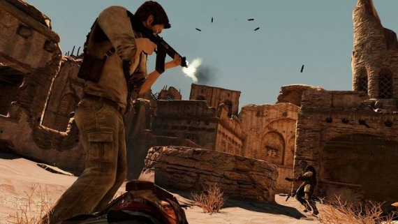 Multiplayer Uncharted 3 bude free 2 play